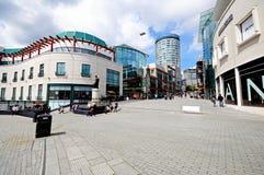 Bullring shops, Birmingham. Royalty Free Stock Photo