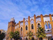 Bullring w Barcelona zdjęcie royalty free