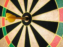 Bulls Eye  Stock Photo