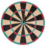 Bulls-Eye isolato Immagine Stock Libera da Diritti