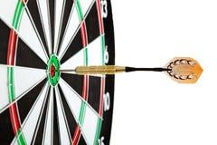 Free Bulls Eye Target With Dart Stock Photography - 36550512
