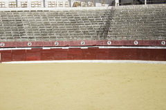 Bulls Square empty Stock Photography