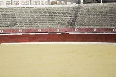 Bulls Square empty stock photography