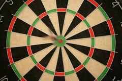 bullseye βέλος Στοκ φωτογραφία με δικαίωμα ελεύθερης χρήσης