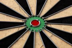 Bullseye! Stock Photography
