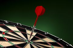 Bullseye! Royalty Free Stock Images