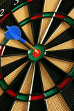 Bullseye Foto de Stock Royalty Free