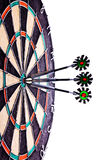 Bullseye Fotos de Stock Royalty Free