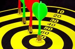 bullseye Стоковые Изображения RF