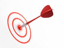 Bullseye Fotos de Stock