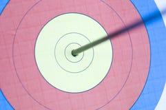 Bullseye stock foto