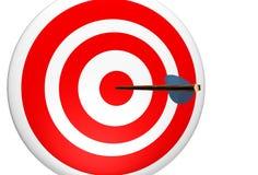 Bullseye vector illustratie