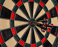 Bullseye Royalty Free Stock Image
