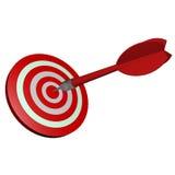 Bullseye Fotos de Stock