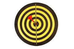 Bullseye Royalty-vrije Stock Foto