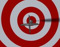 bullseye иллюстрация штока