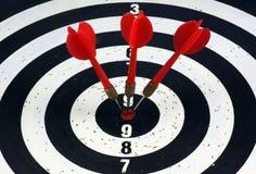 Bullseye Fotografia de Stock Royalty Free