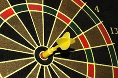 Bullseye! Royalty Free Stock Photo