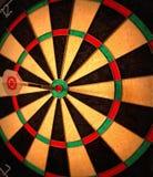 Bullseye darts Stock Images
