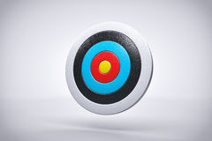 Bullseye Precision Background or Wallpaper Royalty Free Stock Images