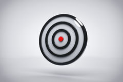 Bullseye Precision Background or Wallpaper Stock Photography