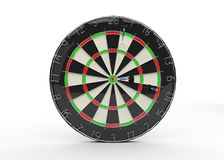 Bullseye right on target Royalty Free Stock Photo