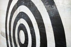 Bullseye target. Royalty Free Stock Images