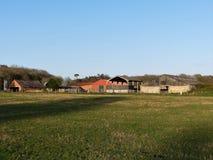 Bullsland lantgård, Chorleywood royaltyfria bilder