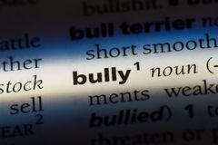 bully imagem de stock royalty free
