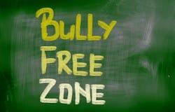 Bully Free Zone Concept Stock Photo