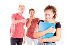 bullying Fotografía de archivo libre de regalías