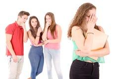 bullying Imagen de archivo libre de regalías
