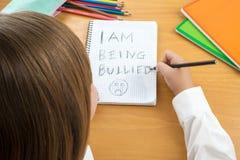 bullying Fotos de archivo libres de regalías