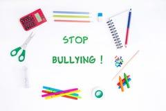Bullying Royalty Free Stock Image