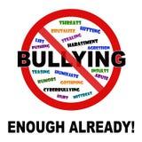 Bullying enough already