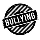 Bullying rubber stamp Stock Photo