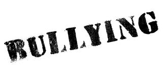 Bullying rubber stamp Royalty Free Stock Image