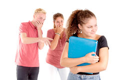 Bullying Royalty Free Stock Image
