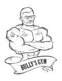 Bullys Gym Royalty Free Stock Image