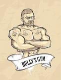 Bullys Gym Royalty Free Stock Photo