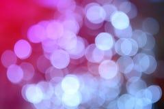 Bult ligero del jardín en la Navidad y el festival newyear Foto de archivo