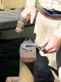 bulta hästskon royaltyfri foto