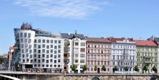 bulwar Prague Zdjęcia Royalty Free