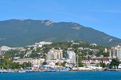 Bulwar Yalta zdjęcie royalty free