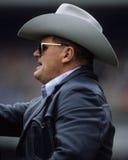 Bum Phillips. Houston Oilers head coach Bum Phillips. (Image taken from color slide Stock Photos