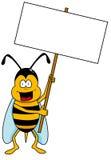 Bumble l'ape royalty illustrazione gratis