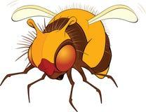 Bumblebee. Cartoon Royalty Free Stock Photography