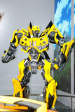 BUMBLEBEE, heroic AUTOBOT based on Chevrolet Camar Royalty Free Stock Photos