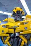 Bumblebee robot Fotografia Stock