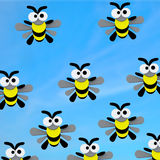 Bumblebees Royalty Free Stock Photos